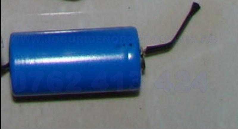 baterie litiu 3,6v